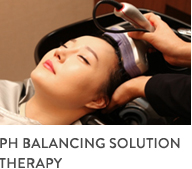 pH balancing solution Therapy
